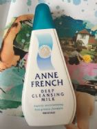 Anne French Cleansing Milk- 200ml